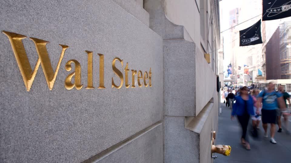 Με πτώση έκλεισαν οι χρηματιστηριακοί δείκτες στη Wall Street