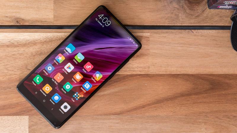 Η Info Quest Technologies παρουσιάζει το νέο πρωτοποριακό μοντέλο κινητού τηλεφώνου Mi Mix 2 της Xiaomi