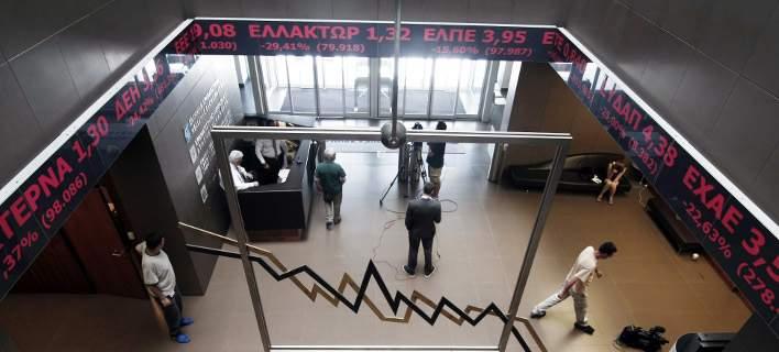 Με πτώση 0,22% έκλεισε το Χρηματιστήριο Αθηνών την Πέμπτη 17 Μαϊου