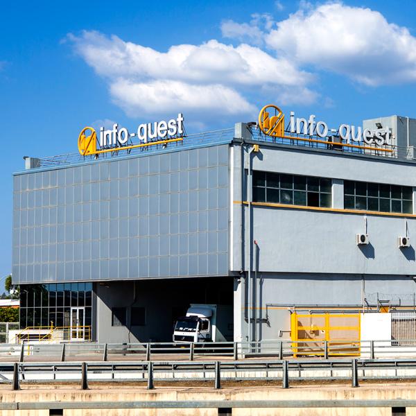 Info Quest: Βραβεύθηκε από τη Cisco Greece ως Διανομέας της Χρονιάς για το 2017