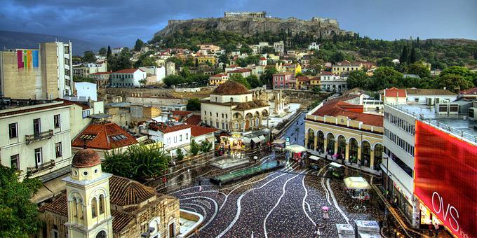 Εθνική Πανγαία ΑΕΕΑΠ: Απέκτησε ακίνητο στο ιστορικό εμπορικό τρίγωνο της Αθήνας