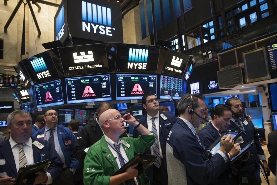 Με άνοδο έκλεισαν οι βασικοί δείκτες στη Wall Street