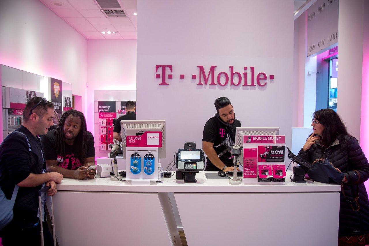 Συμφωνία συγχώνευσης T-Mobile US και Sprint