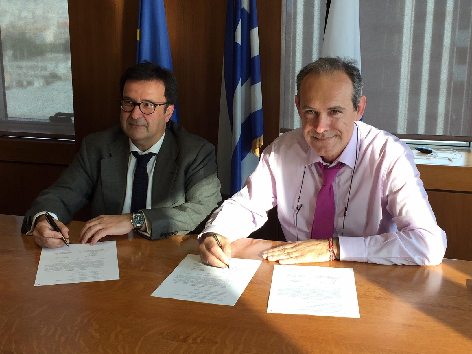 Συνεργασία  ΥΠΕΞ και Χρηματιστηρίου Αθηνών για την προώθηση της εξωστρέφειας των επιχειρήσεων και την προσέλκυση επενδυτών