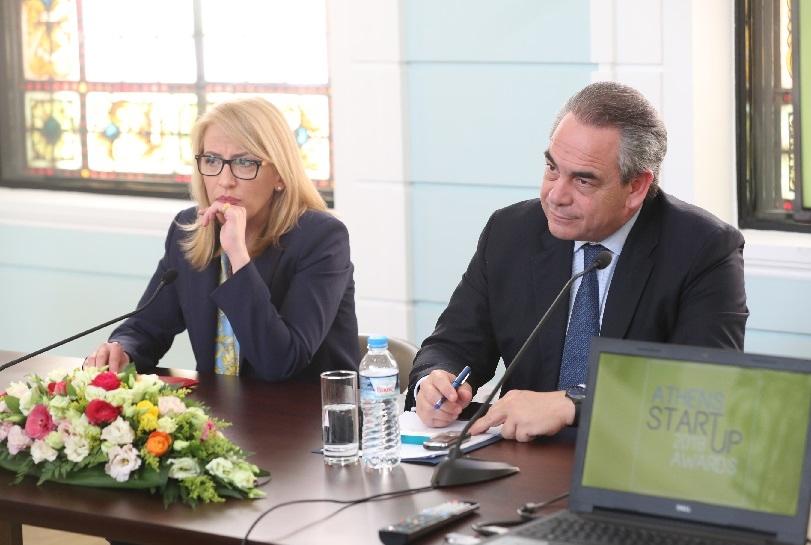 Ανακοινώθηκαν τα Βραβεία Επιχειρηματικότητας (Athens start-up awards) για το 2018