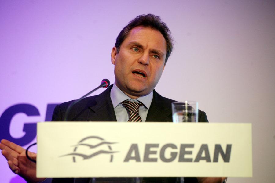 Aegean Airlines: Ο κ. Ευτύχιος Βασιλάκης στη θέση του προέδρου του διοικητικού συμβουλίου