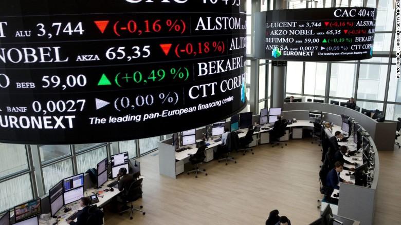 Με μικτά πρόσημα μετά από διακυμάνσεις έκλεισαν τα ευρωπαϊκά χρηματιστήρια – Νέα σημαντική ενίσχυση του Nikkei