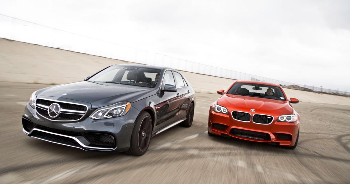 BMW και Mercedes ανησυχούν για τυχόν επιβολή δασμών εισαγωγής των αυτοκινήτων τους στις ΗΠΑ