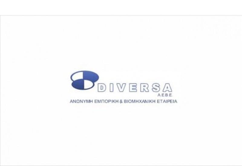 Diversa: Πώληση μετοχών από τον κ. Κλοκοτάρα Κωνσταντίνο